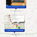 How To Track A Mobile Phone With GPS - Infographic