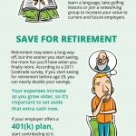 Budgeting Tips for $100: Ten Smart Ways to Spend and Save - Infographic