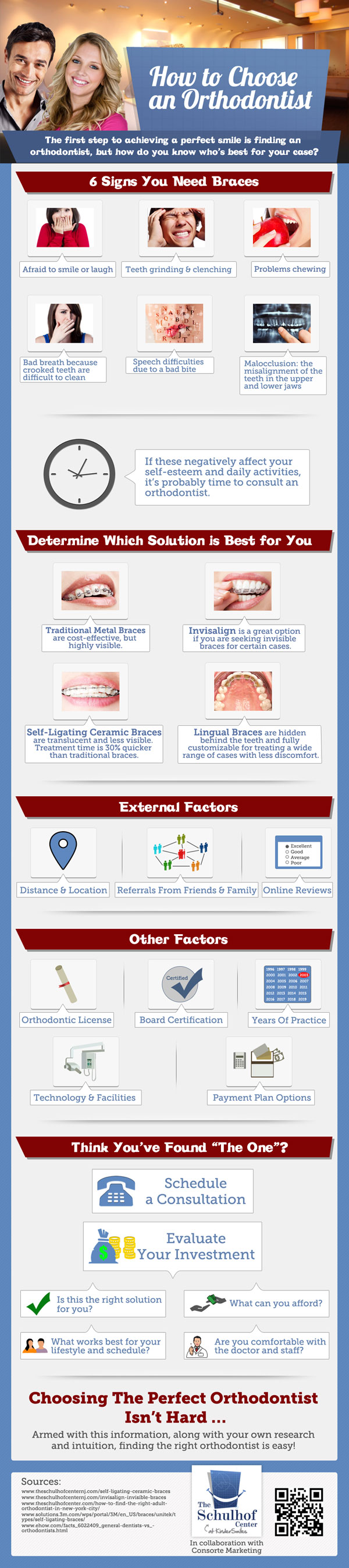 How To Choose An Orthodontist - Ingrographic