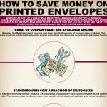 Printed Envelopes infographic