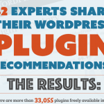 Top WordPress Plugins Infographics