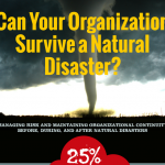Business Emergency Management Infographic