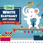 White Elephant Gifts Infographic