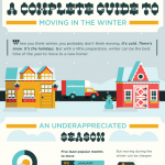 Winter Moving Guide Infographic