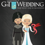GoT Wedding Infographic