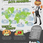 Data Roaming Infographic