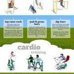 Outdoor Gym Equipment infographic