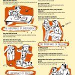 Parenting Hacks infographic
