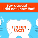 Teeth infographic