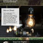 Shed ideas infographic