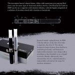 e-cigarette infographic