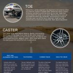 tire alignment infographic
