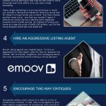 online home selling infographic