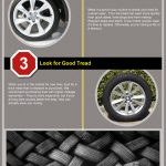 flat tire prevention infographic