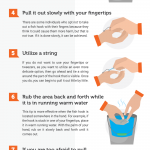fish hook safety infographic