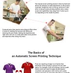 screen printing infographic