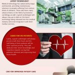 Cardiologist traits infographic